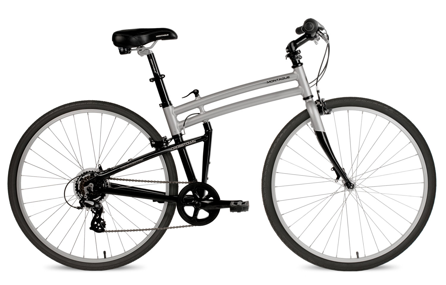 Crosstown Pavement Folding Bike