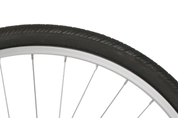 2011 Crosstown Wheel and Tire Closeup