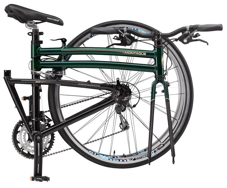 2015 Montague FIT folding bike