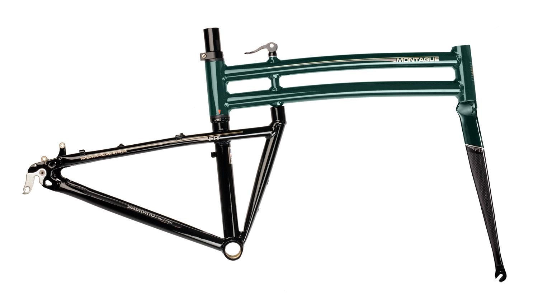 X90 Mountain Folding Bike