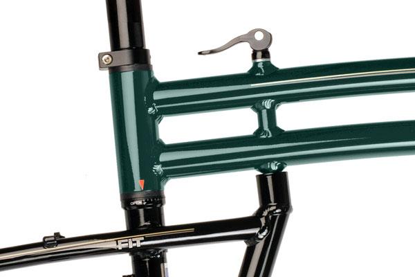 FIT Frame Folding System Closeup