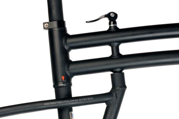 Boston Frame Folding System Closeup