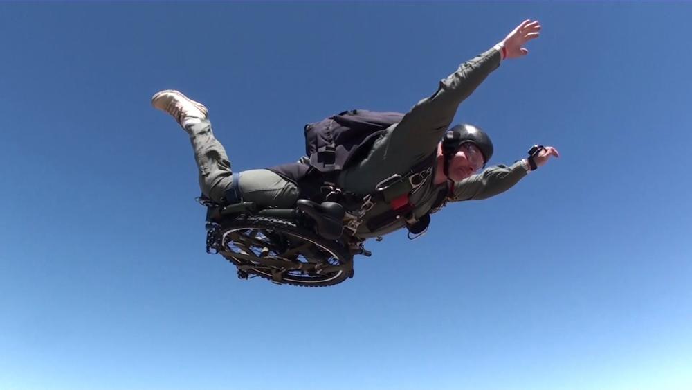 Paratrooper Montague Bikes