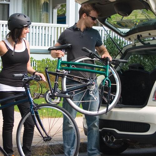 Montague Pavement Folding Bikes Introduced