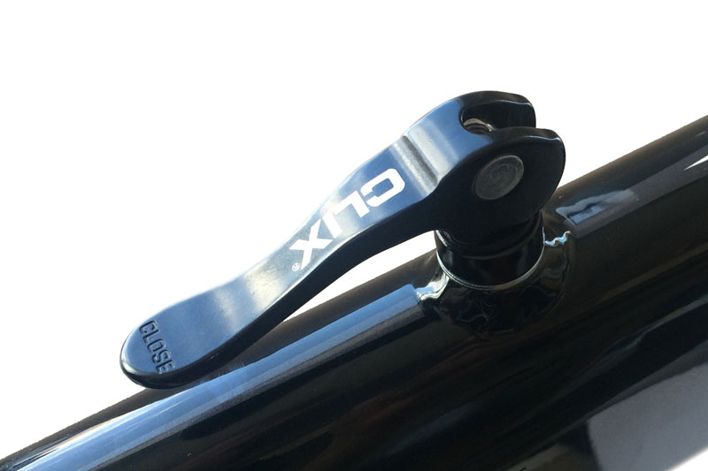X70 Folding Bike Frame System Closeup