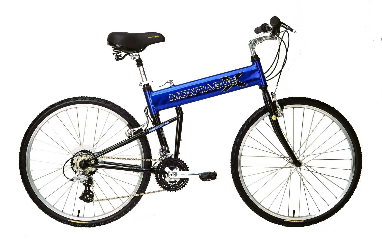 2002 CX Comfort Folding Bike