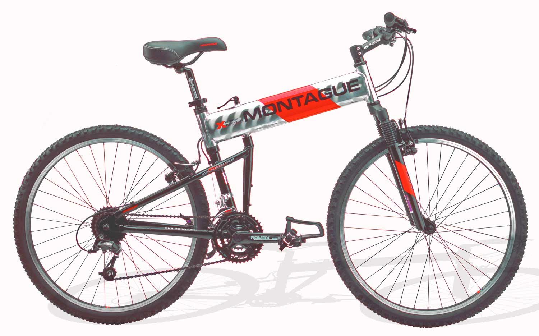 2005 MX Mountain Folding Bike