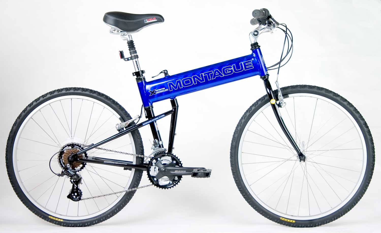 2005 CX Comfort Folding Bike