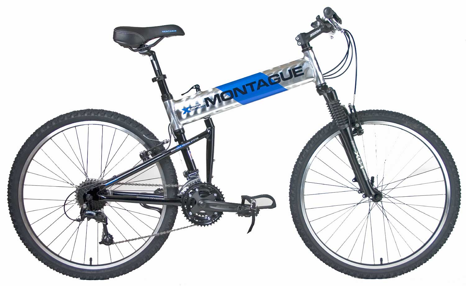 2006 MX Mountain Folding Bike