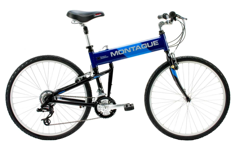 2009 CX Comfort Folding Bike