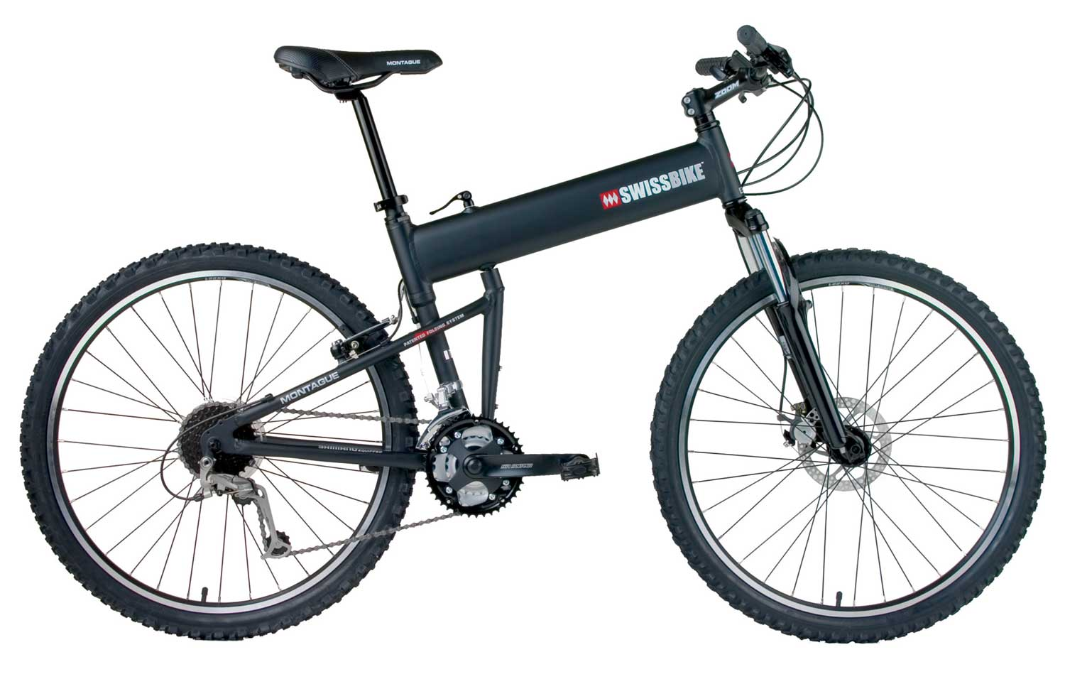 2009 LX Mountain Folding Bike