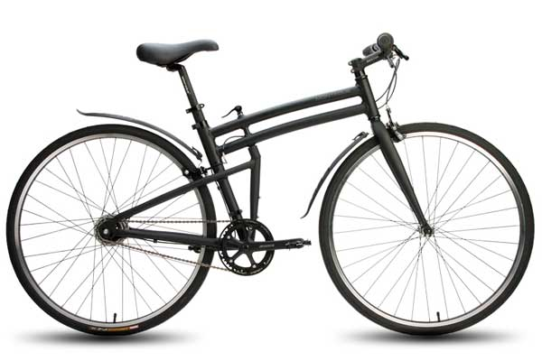 2011 Montague Boston 8 Folding bike