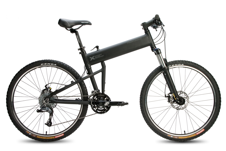 2011 Paratrooper Pro Mountain Folding Bike