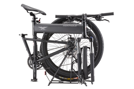Paratrooper Pro Folding Mountain Bike small