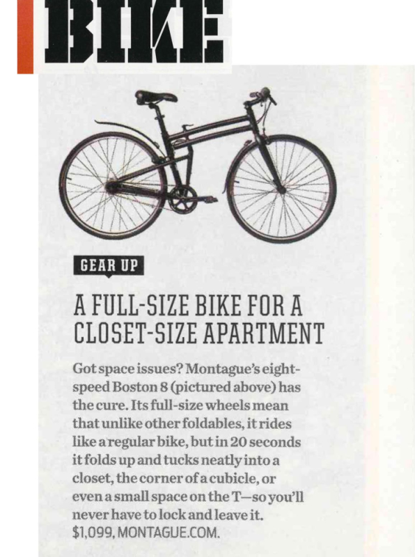 Boston Magazine Montague Bike Feature