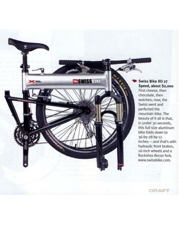 Montague in Draft Magazine
