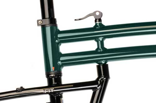 FIT Folding System Frame Closeup
