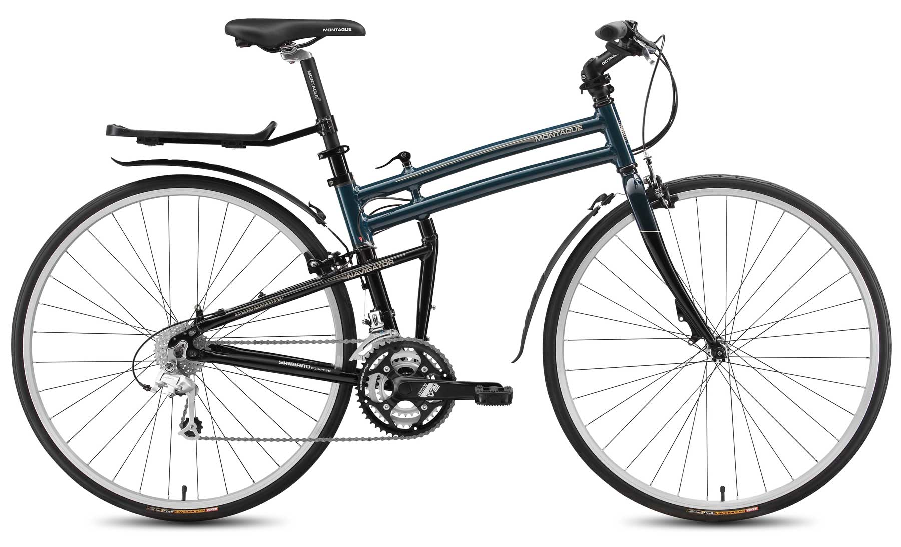 Navigator Pavement Folding Bike