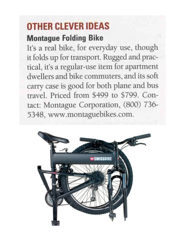 Montague in Plane & Pilot Mag