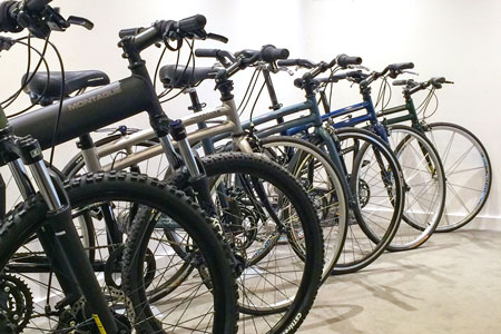 All Montague Folding Bike Models