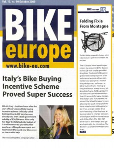 Bike Europe Montague Feature