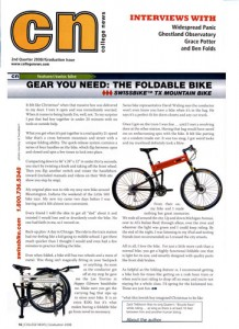 College News Montague Bikes Feature