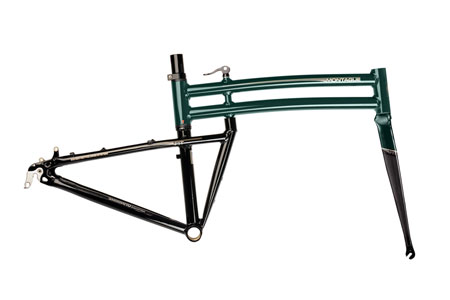 FIT Folding Bike Frame