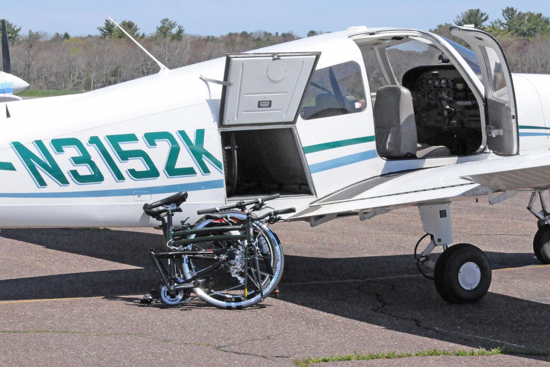 Plane Page Montague Bikes