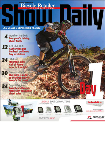 Interbike Show Daily Montague Bikes Feature