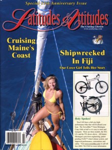 Latitudes & Attitudes Magazine Montague Feature