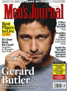 Mens Journal Montague Feature Cover