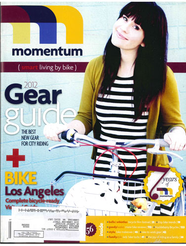 Momentum Gear Guide Cover - Montague Boston 8 Review
