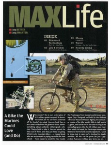 News Max Life Montague Military Feature
