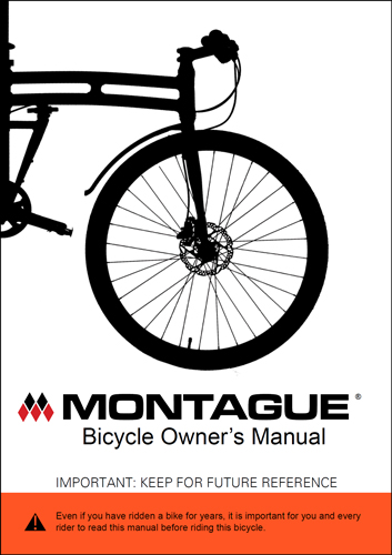 owner s manual montague bikes rh montaguebikes com Schwinn Home Gym Instruction Manual Schwinn Force Master
