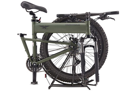 Paratrooper Military Folding Bike