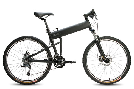 Paratrooper Pro New Folding Bike