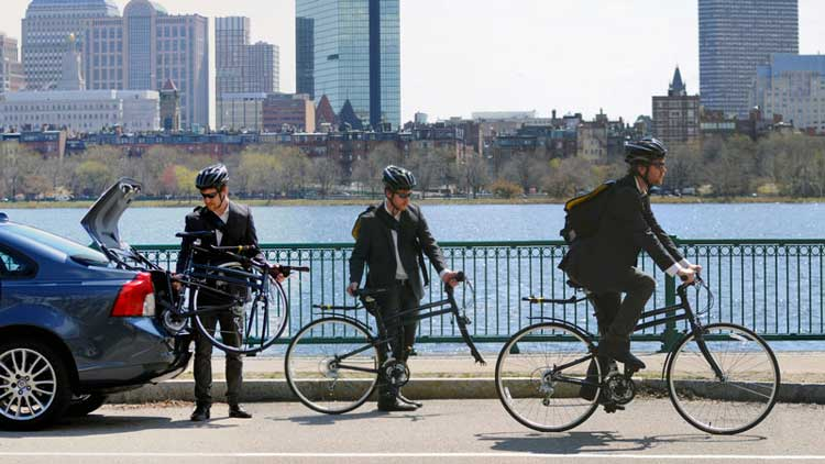 Park and Pedal Commuting Preview
