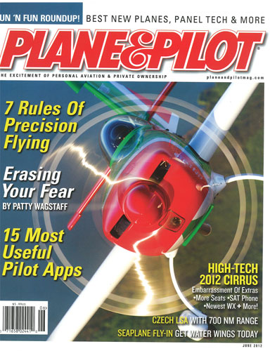 Plane & Pilot Magazine Cover