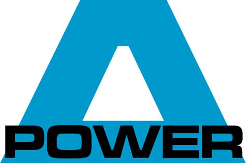 Folding Bike Frame Power Angle Logo