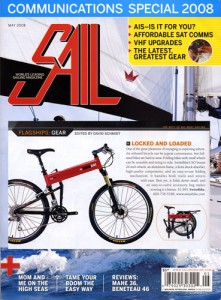 Sail Magazine Montague Bikes Feature