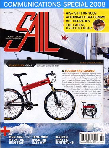 Montague in Sail Magazine