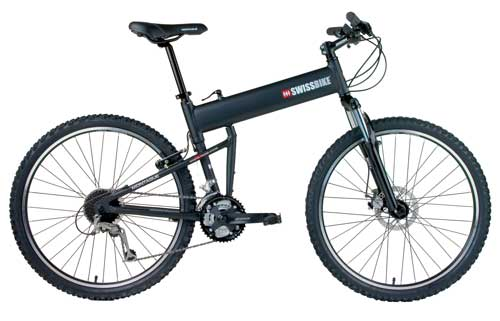 2009 Montague Swissbike LX Folding Bike
