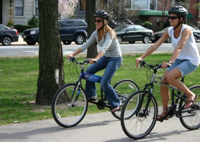 swissbike tx and cx folding bikes riding