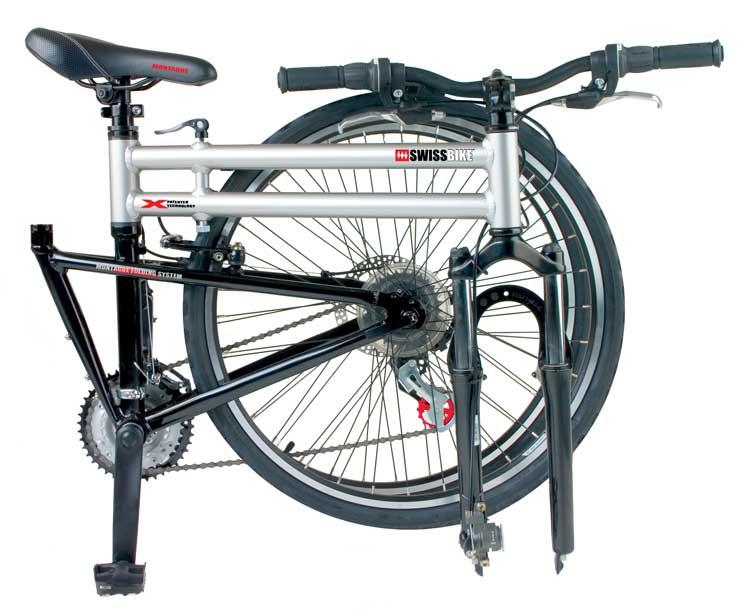 Montague Swissbike TX Folding Bike