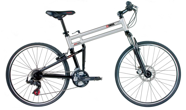 2009 Swissbike TX Folding Bike