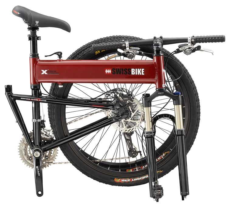 Montague Swissbike XO Folding Mountain Bike