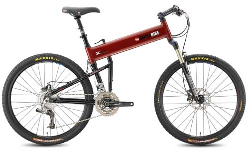 2010 Montague Swissbike XO Folding Bike