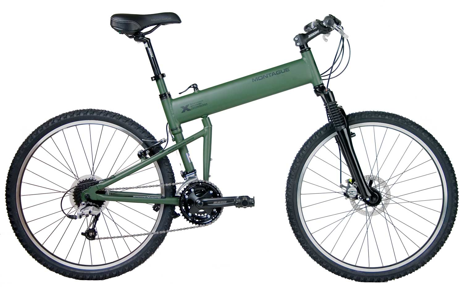 2008 Paratrooper Mountain Folding Bike
