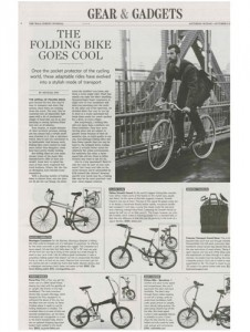 Wall Street Journal Montague Feature