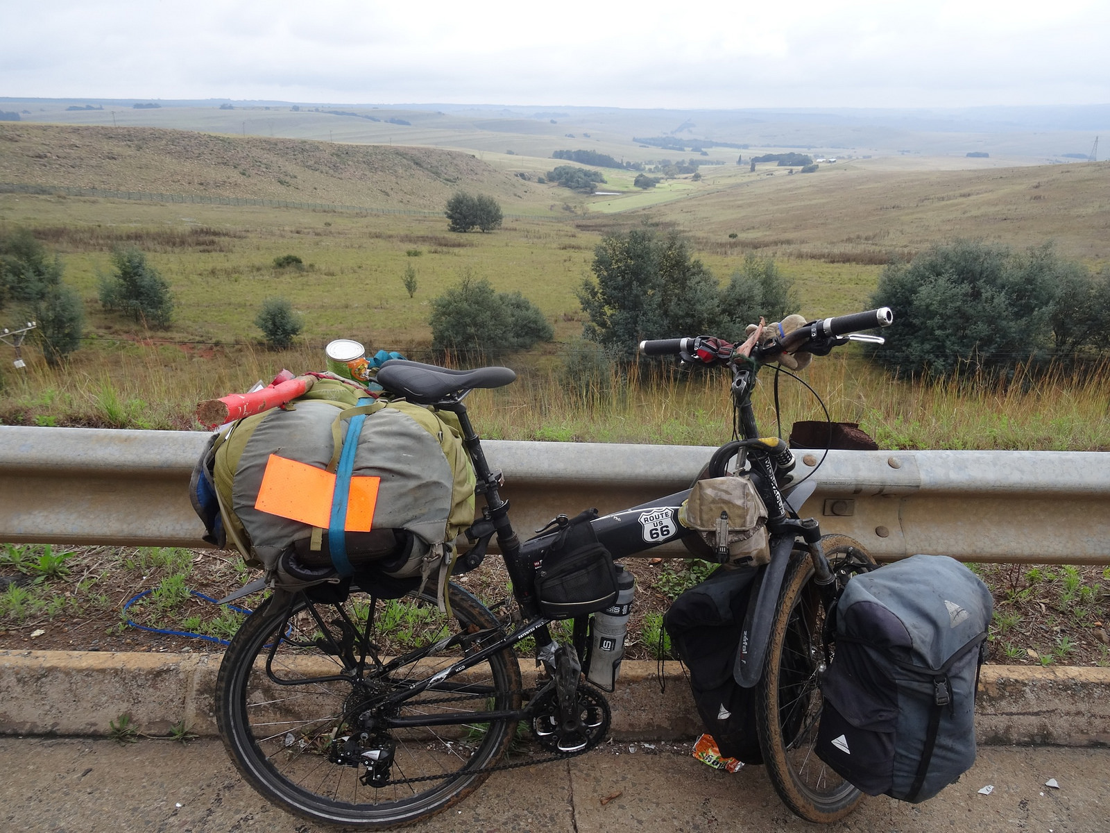 Bike Touring Europe Blog